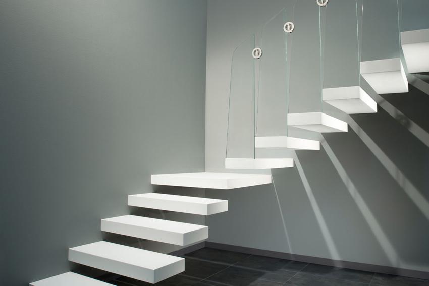 Ringhiere su misura la nuova concezione di arredo per scale e balconi - Ringhiere per interni ...