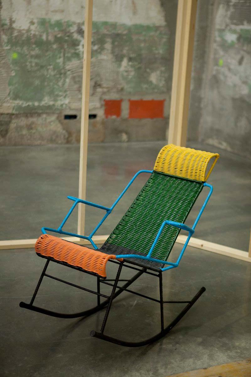 Le 100 sedie di Marni