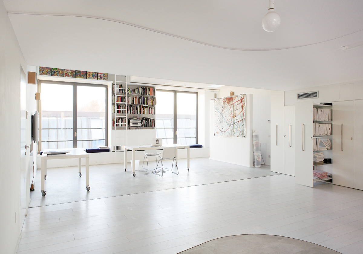 Idee Ufficio Open Space : Creative open space