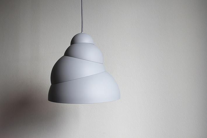 Studio Baag: illuminazione non convenzionale