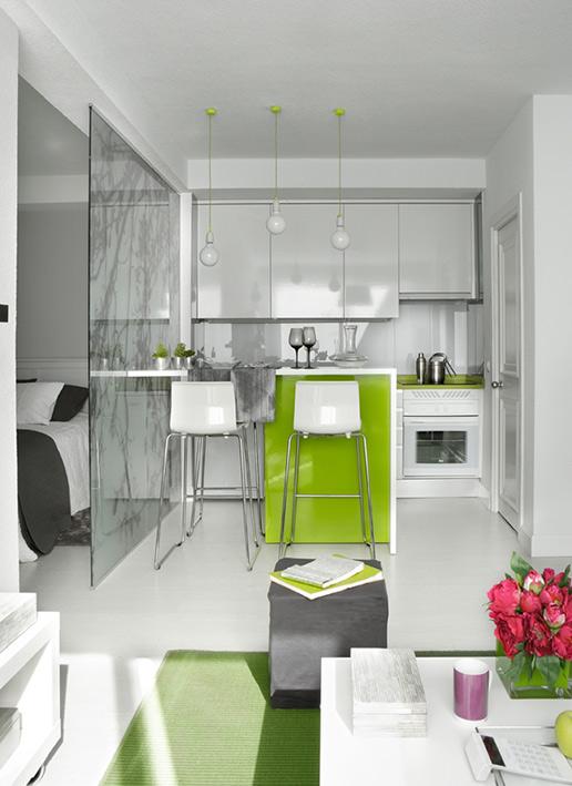 40 metri quadri di puro stile ikea - Casa ikea 50 mq ...