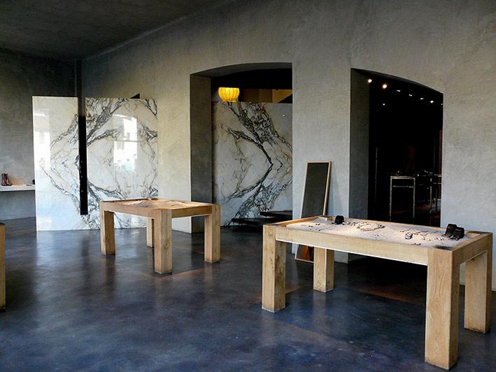 Le dimensioni surreali firmate marcantonio raimondi malerba for Malerba mobili