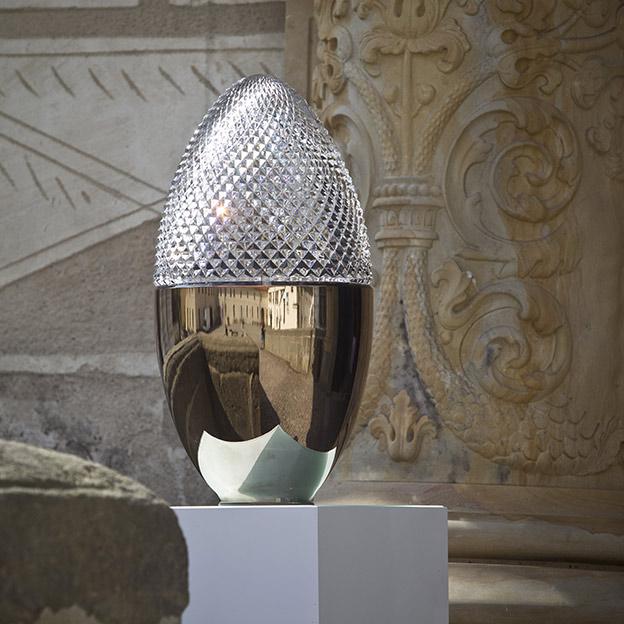 Il cuore di vetro di boda hor k studio for Design di cabine di lusso
