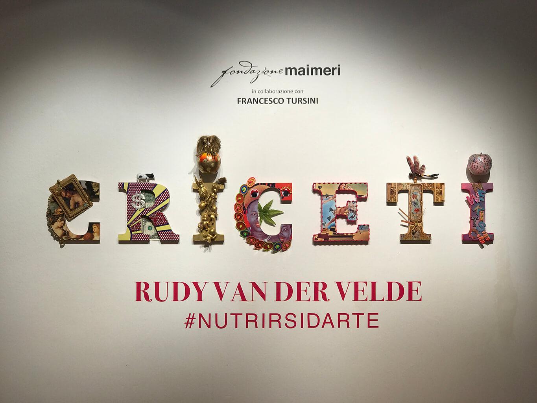 """""""CRICETI #Nutrirsidarte"""" - come i critici diventano criceti"""