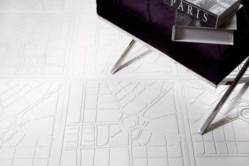 City by Renata Rubim: la mappa da mettersi in casa