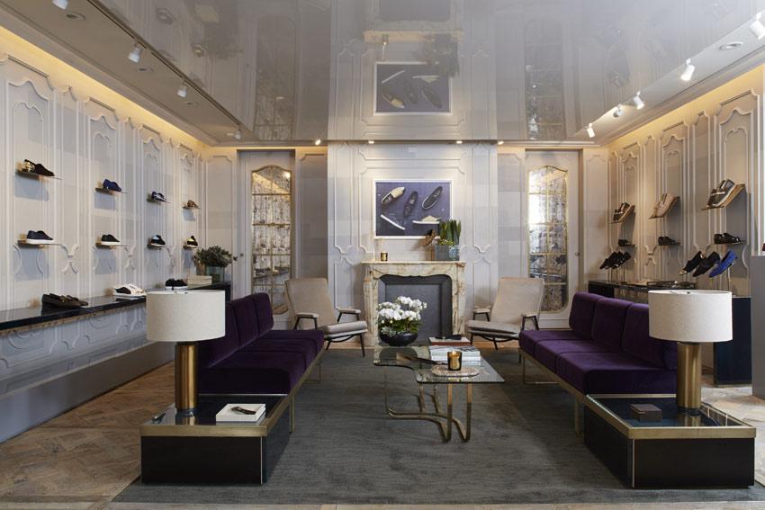 Louis leeman un appartamento francese a manhattan for Interior design appartamenti