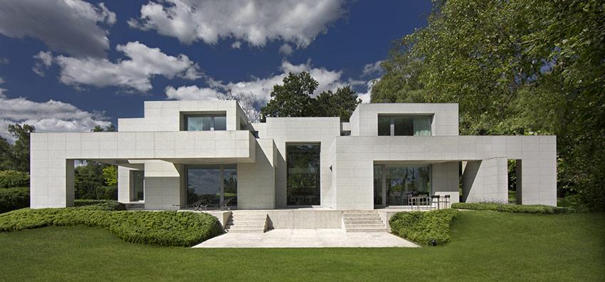 DS HOUSE: oltre la simmetria