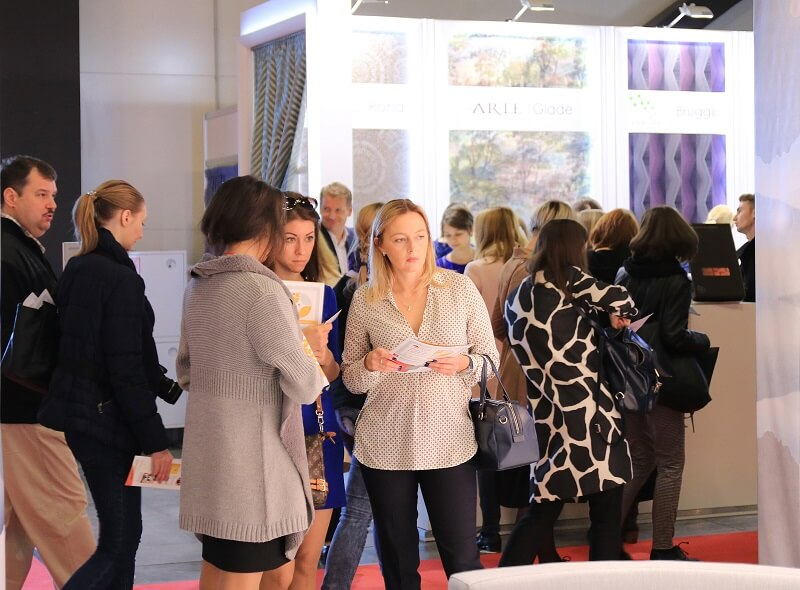 The 5th Edition Of The Exhibition Design Decor St Petersburg