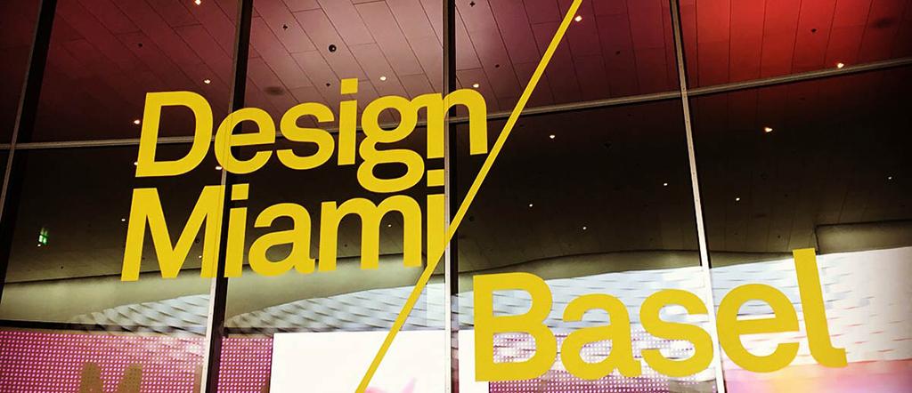 Design Miami/Basel torna a settembre con la lineup internazionale della galleria e il nuovo format espositivo ibrido