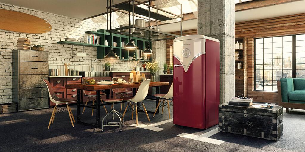 Designer editions: 5 super cool fridges for hot kitchens