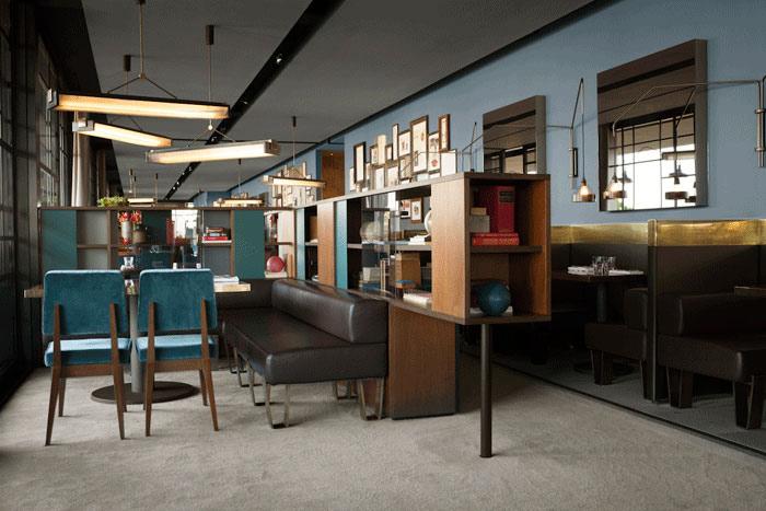 Ceresio 7 il nuovo locale cool sui tetti di milano for Ceresio 7 ristorante milano