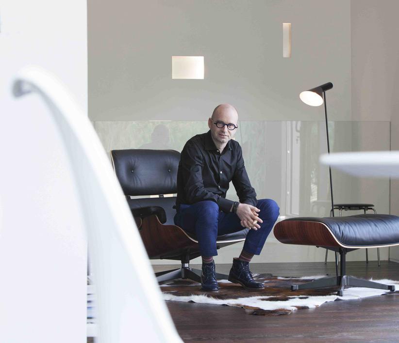 Egide Meertens: botta e risposta con l'architetto belga