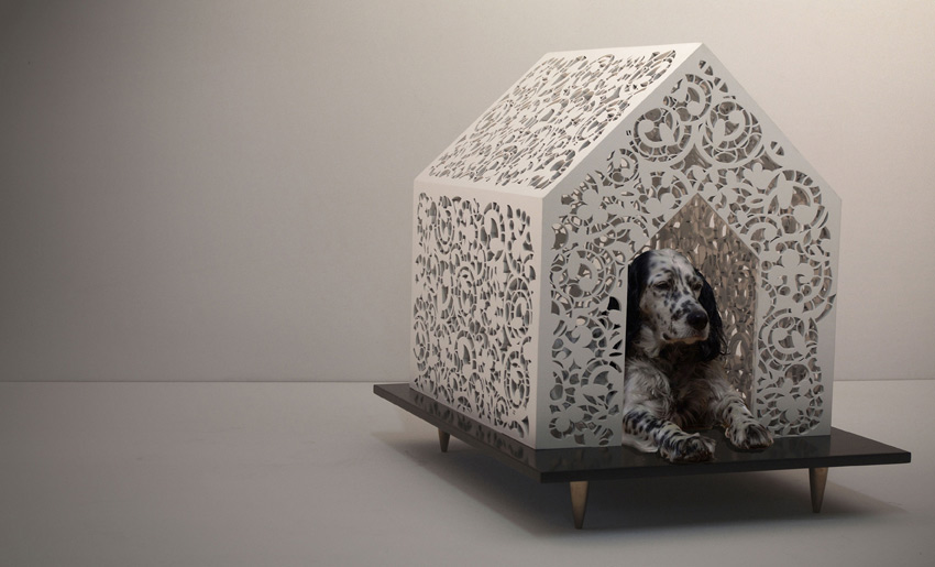 El Me Cagneto: oggetto di design a misura di...cane