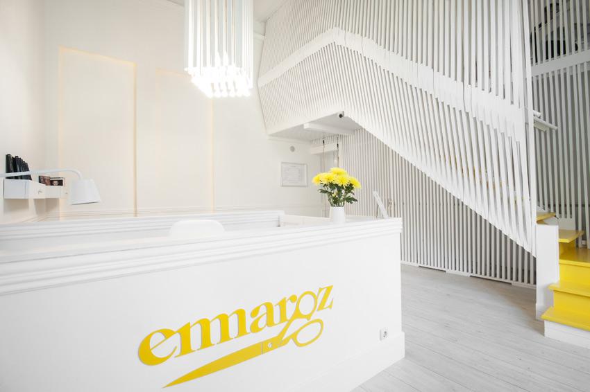 Emmaroz: interior design sartoriale