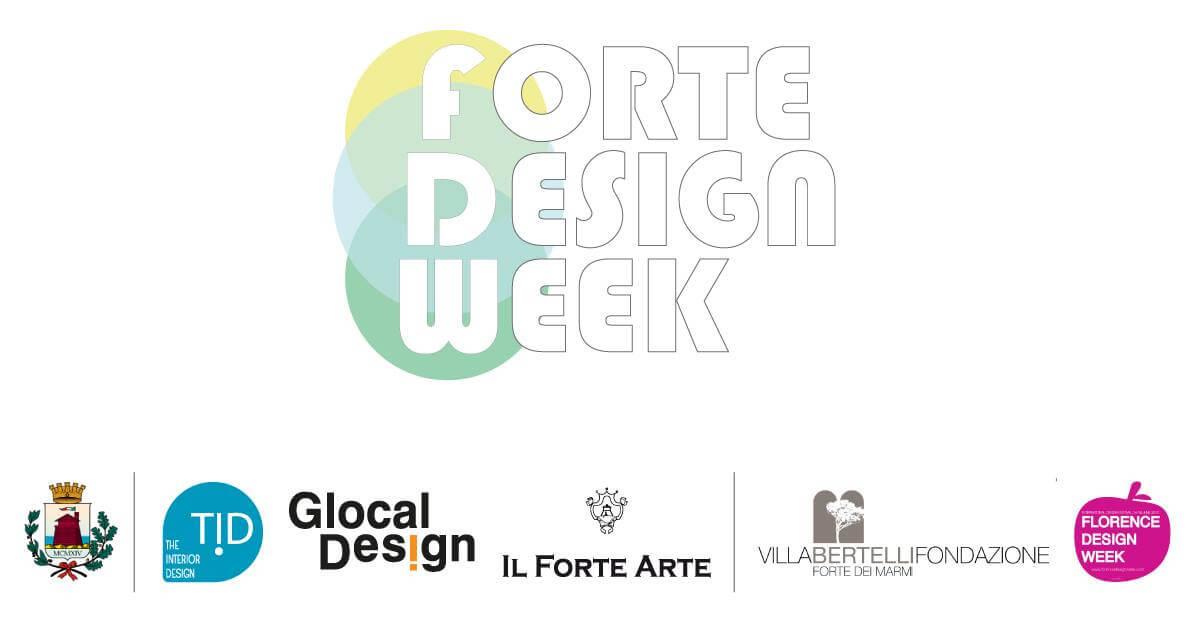 La prima edizione della Forte Design Week sta per aprire le porte