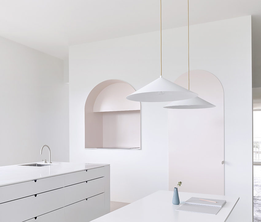 Footscray Apartment Interior Design Meets Art In Melbourne