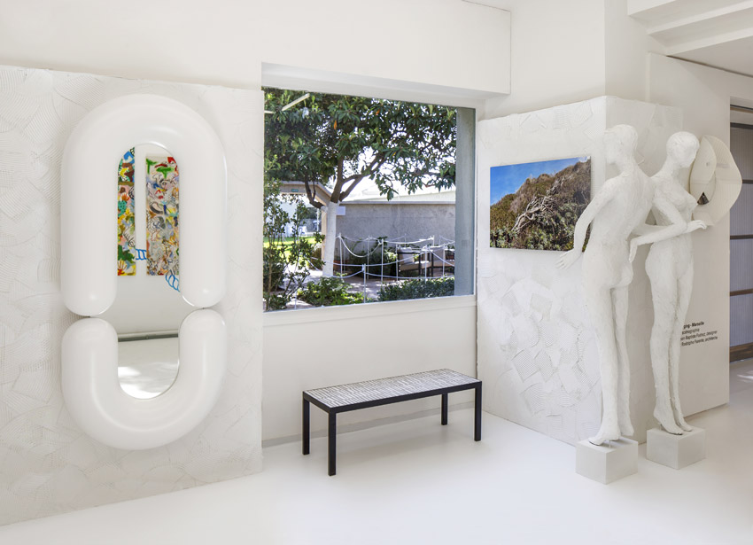 Jogging Pop Up Store: The Interior Design Project That Targets Sight And  Touch