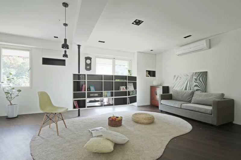 Un appartamento magico a taipei for Interior design appartamenti