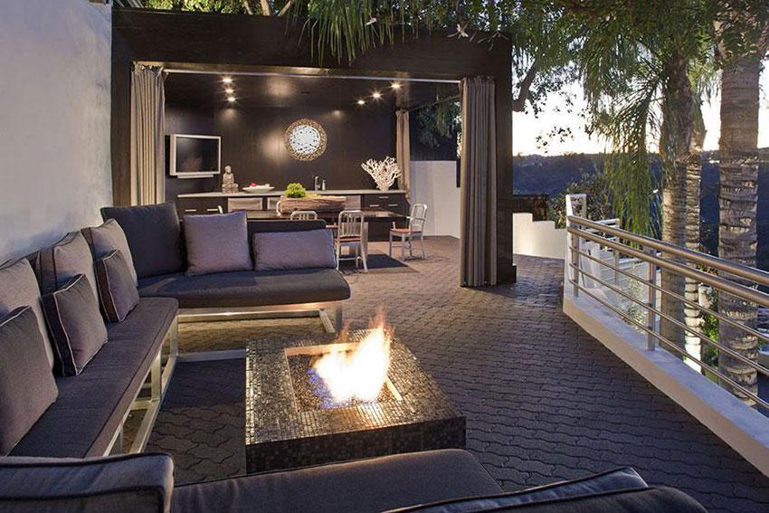 Mulholland Drive: l'indirizzo del lusso