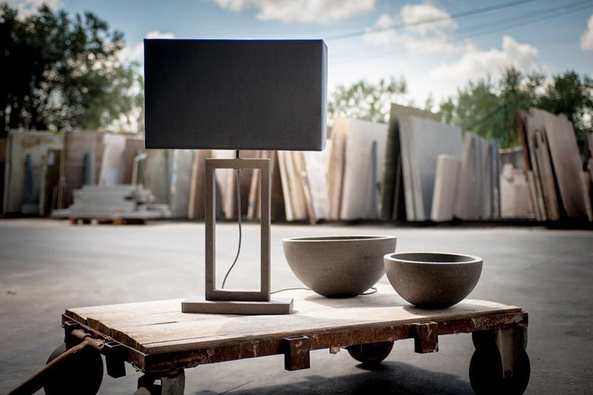 Stone, marble, light: the exceptional mixture by MATLIGHT Milano