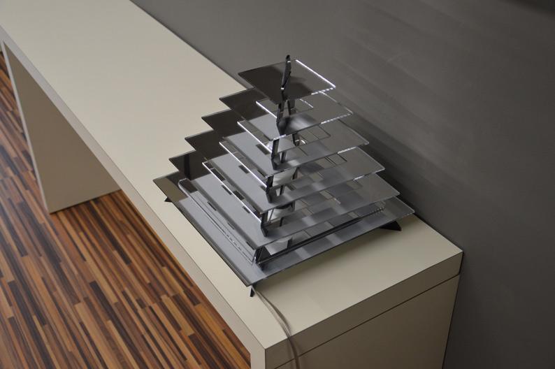 Claudia bignoli oggetti di design in continua evoluzione - Oggetti di design ...