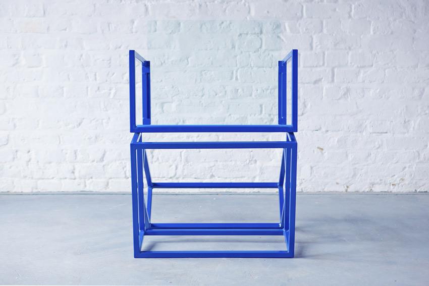 Monolith una sedia di design in bilico - La sedia di design ...
