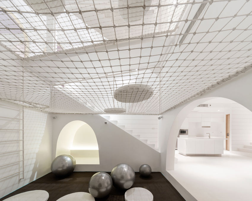 Jerry House: un interior design a tutto movimento