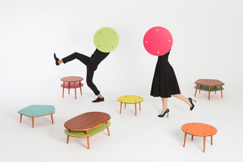 PLAYplay, divertirsi con l'arredo di design