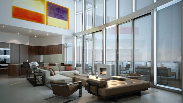 Porsche Design Tower Il Nuovo Concept Di Interior Design