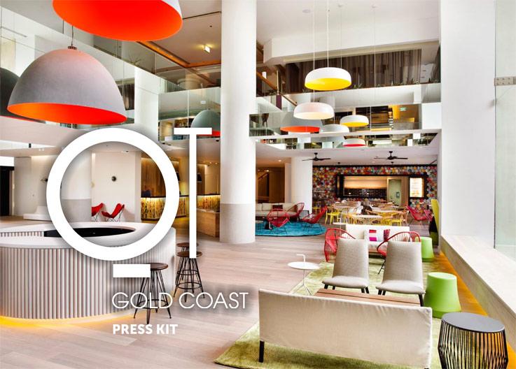QT Gold Coast: un hotel di design che riflette la personalità eclettica dei suoi clienti