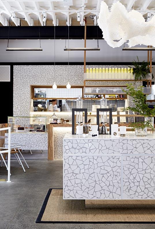 La tana del coniglio un bar di design australiano for Articoli di design
