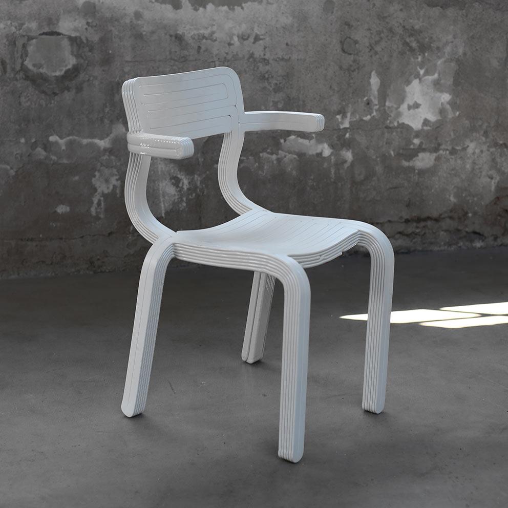 RvR chair: design a tutto 3D