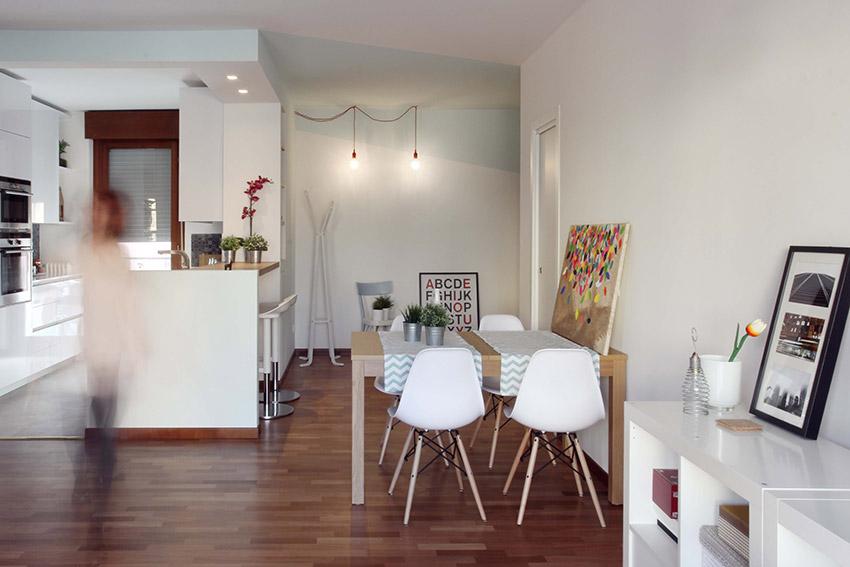 Il soggiorno: dritte di illuminazione