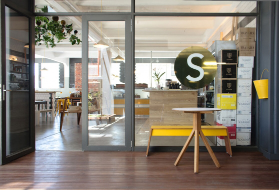 Superette: il caffè più trendy di Cape Town