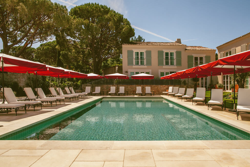 Hotel Lou Pinet: back to the roots
