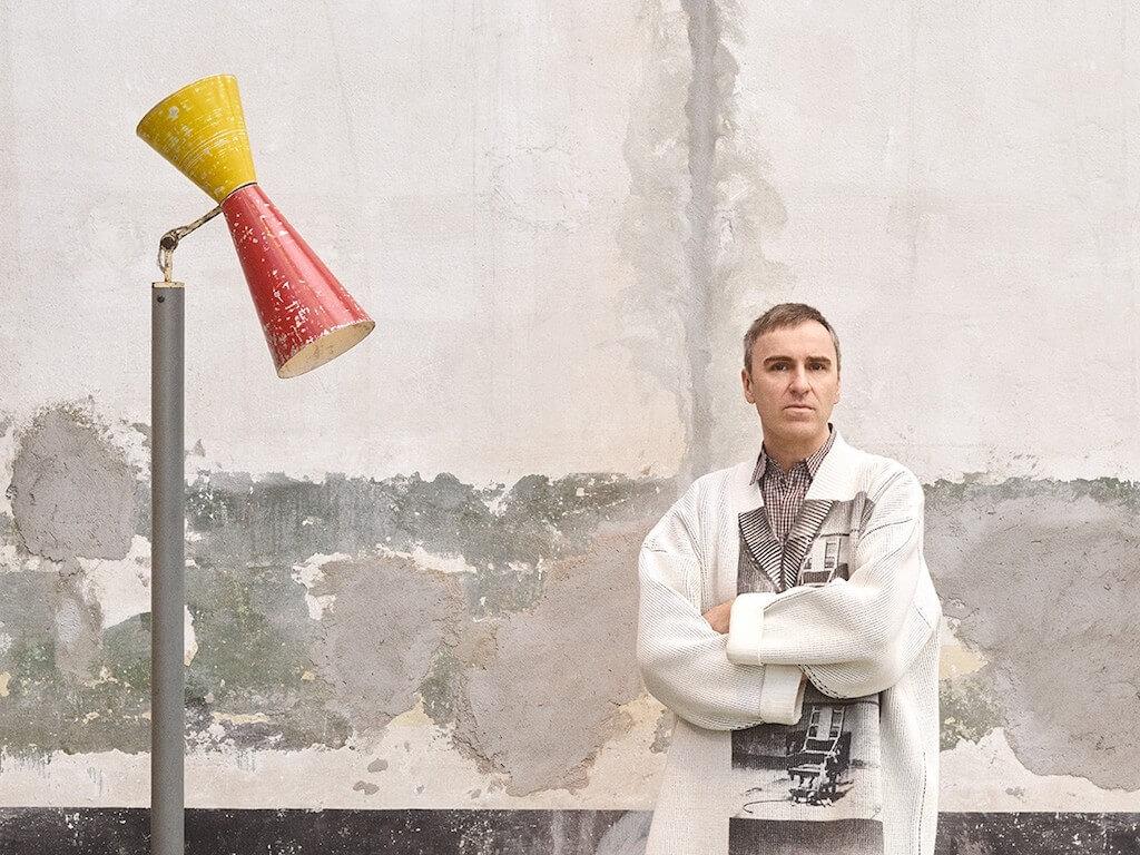 KVADRAT/RAF SIMONS: high fashion fabrics for your home