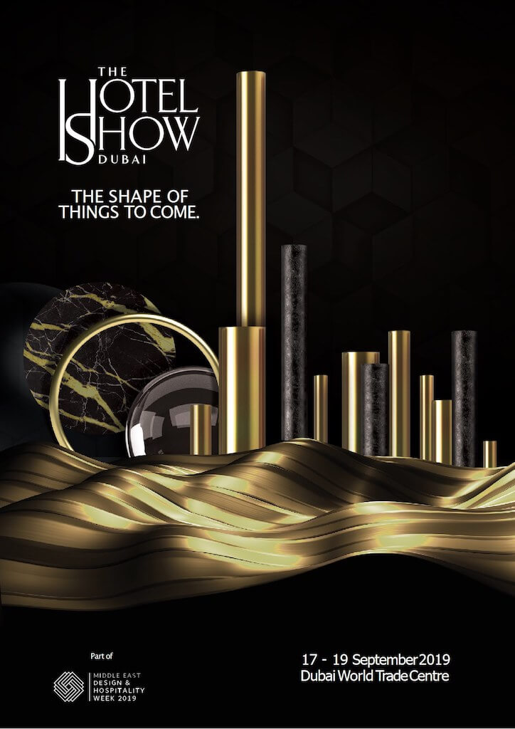 The Hotel Show Dubai: 20th edition coming in September