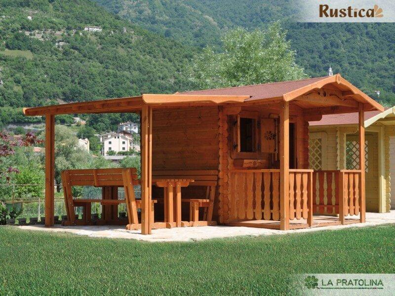 Casette in legno: la qualita' della materia prima per un prodotto moderno e di design