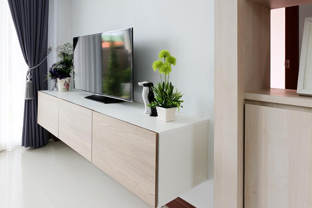 Come valorizzare il soggiorno con una parete attrezzata