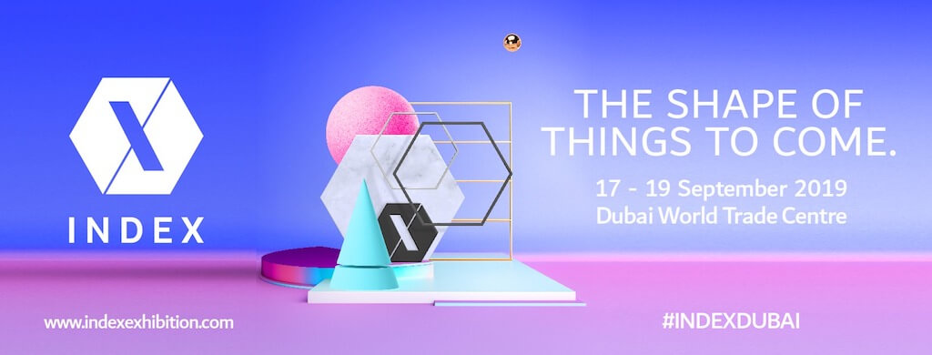 INDEX Dubai 2019: great news for this new edition