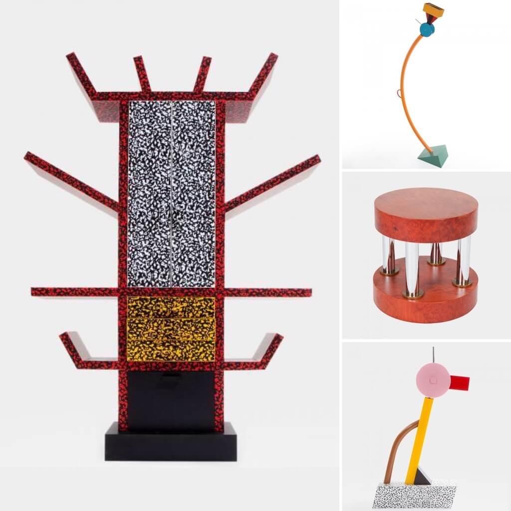 Ettore Sottsass e il suo design rivoluzionario