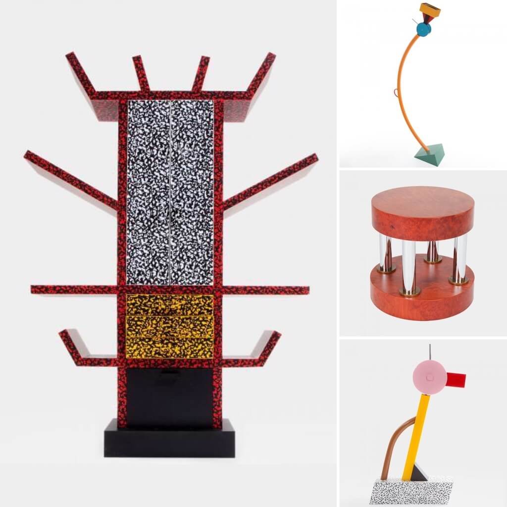 Ettore Sottsass and his revolutionary design