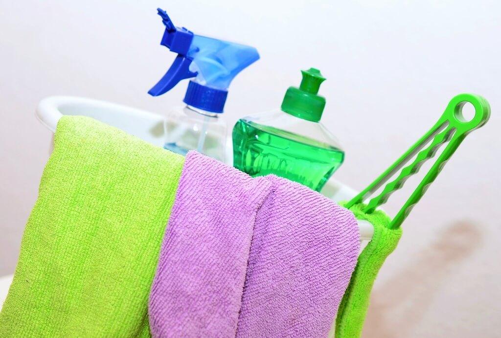 Le regole per avere una casa pulita e in ordine