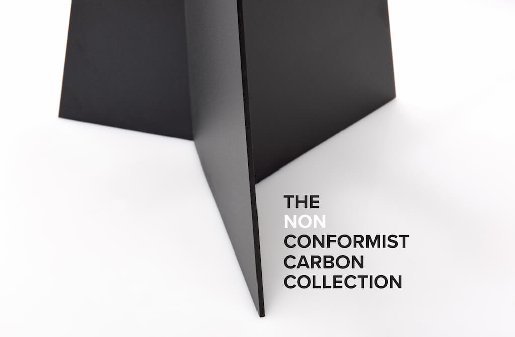 OKHA presents THE NON CONFORMIST CARBON COLLLECTION