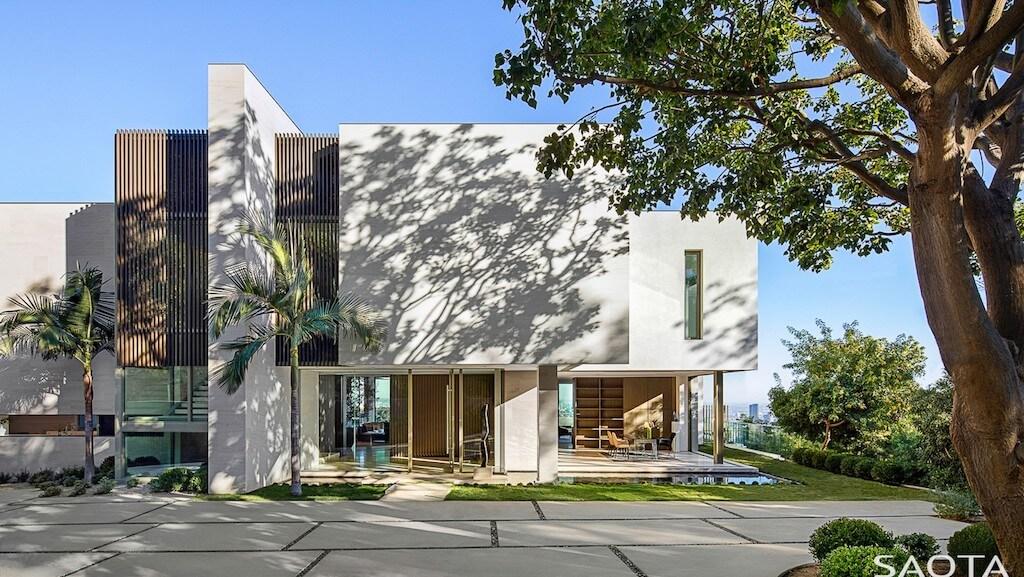 STRADELLA - il primo progetto di SAOTA a Los Angeles