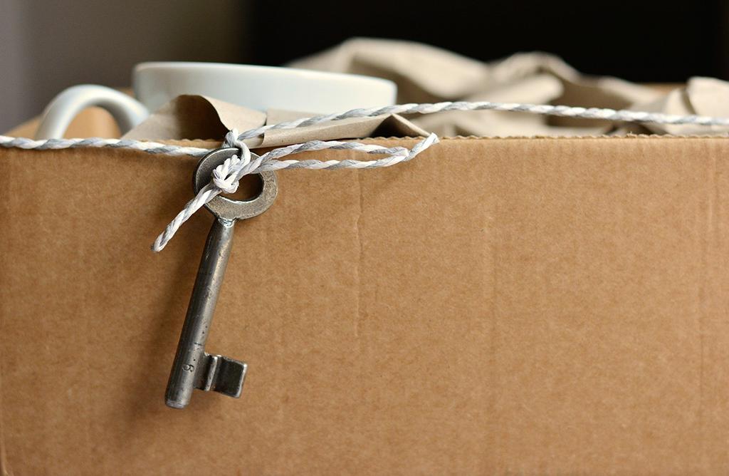 5 cose di cui devi liberarti se stai per traslocare