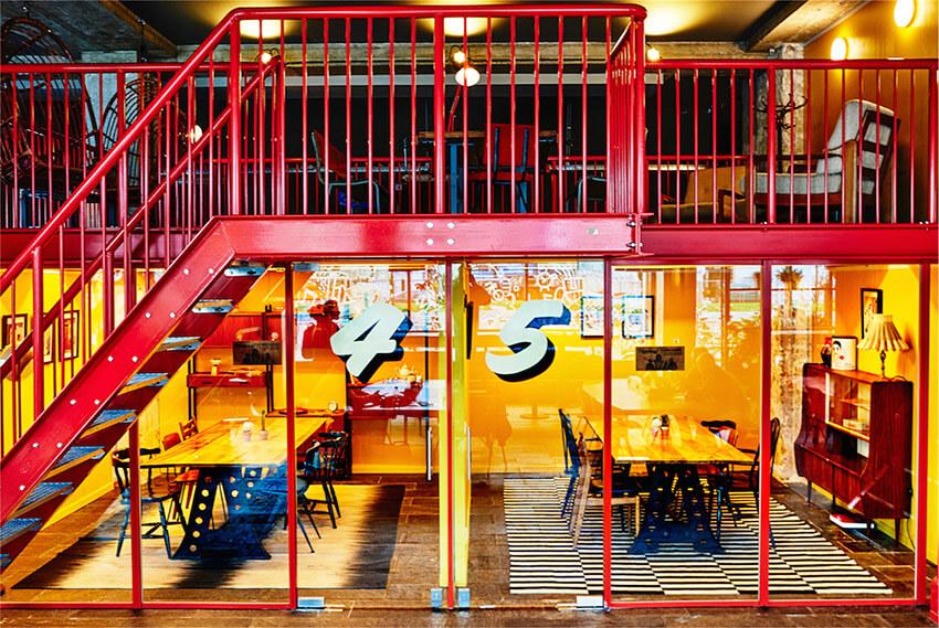 Volkshotel's Special rooms: design extravaganza