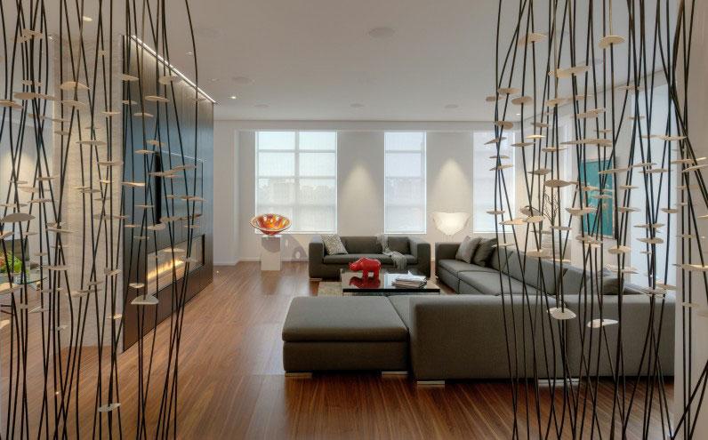 Yorkville Penthouse: arte in casa