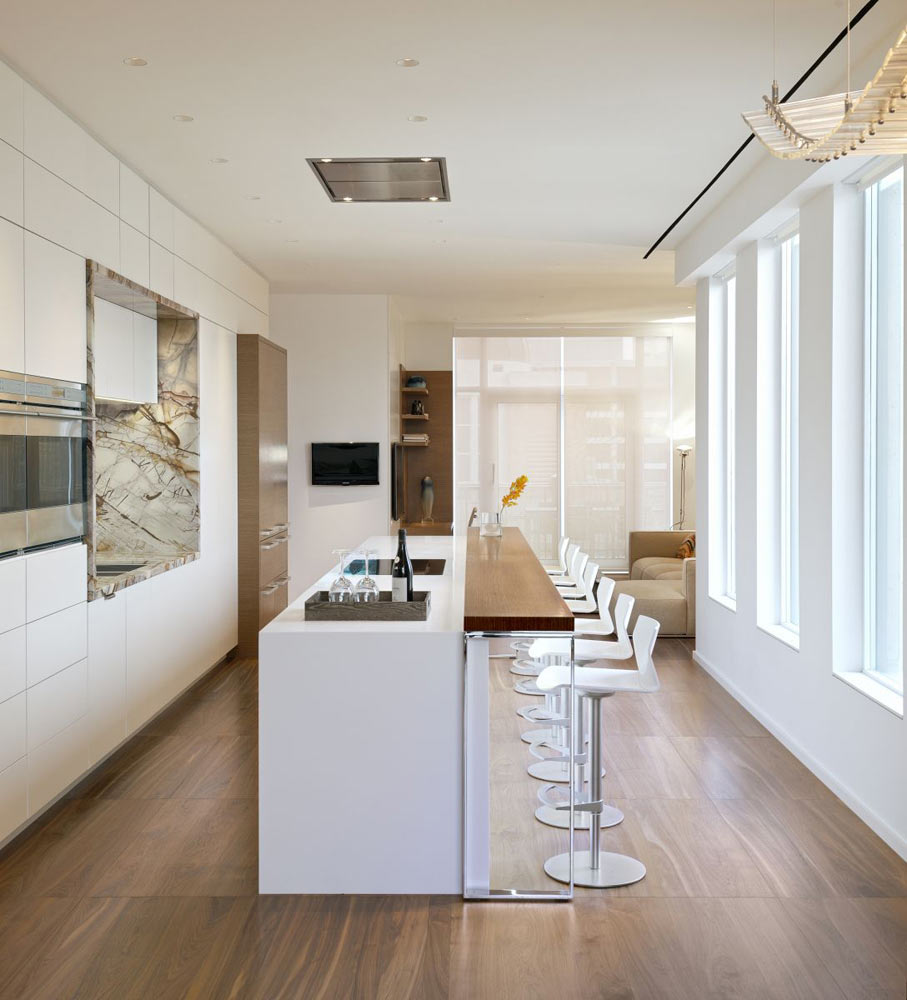 Cucine Con Pietra A Vista: Il baluardo marc lanteri. Una casa con ...