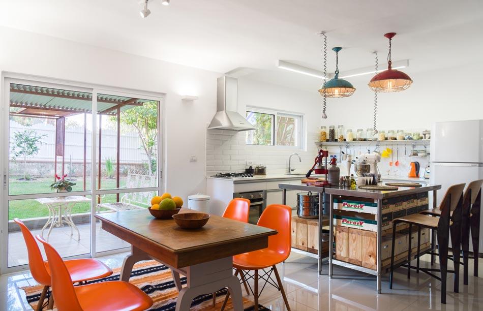 L'interior design di Rotem Guy si presenta a casa (sua)